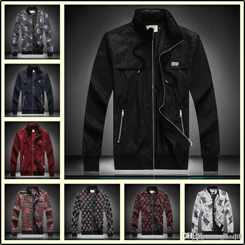 GIACCA di 20ss 2020 UOMINI di lusso all'ingrosso Costume UOMINI Medusa FASHION giacca a vento MEN DDDD