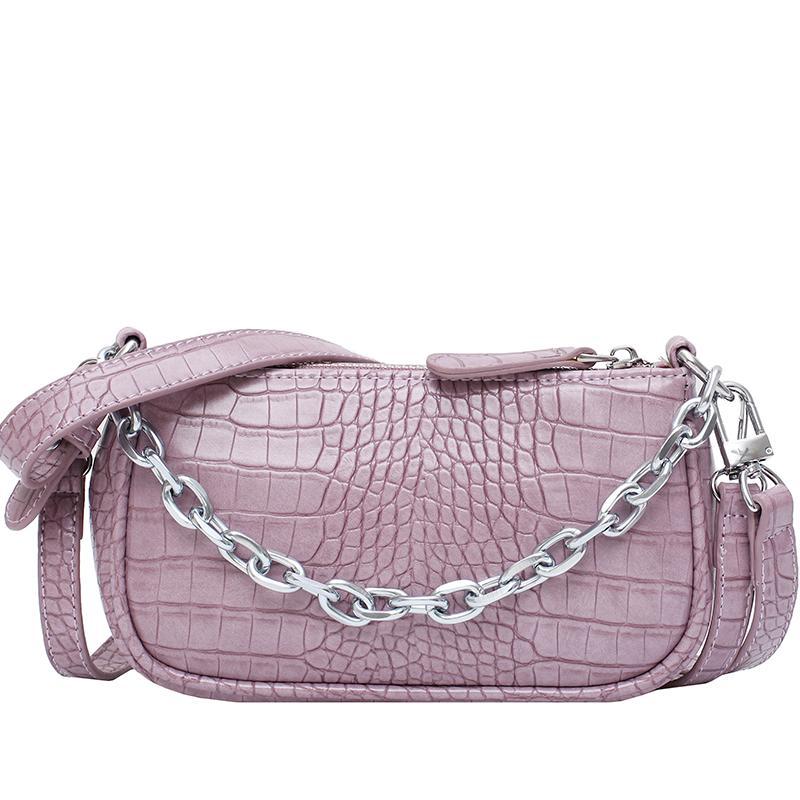 Arrivée à chaud Designer Sacs à main Fashion Style de luxe Sac bandoulière Trendy Zipper sac à main