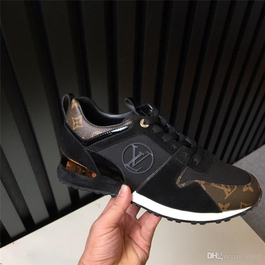 19FW New Mesh Hommes Chaussures Casual Super Light respirante Lacets Hommes Mode Outdoor High Sneakers Qualité Zapatos Hombre 38-45 YETC6