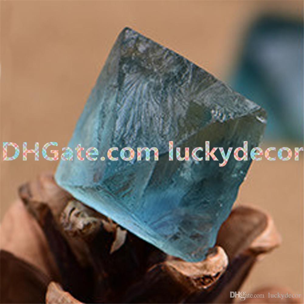 1000g Random Size Raw Natural Blue-green Fluorite Octahedron Crystals Hand-knapped Mineral Gem Reiki,Aura Cleanser,Light Worker,Chakra,Witch
