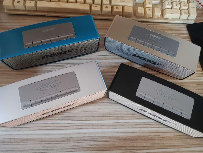 Nuevo enlace de sonido de mini speakers17 portátiles pequeños altavoces Bluetooth dos colores altavoces inalámbricos al aire libre para el envío libre