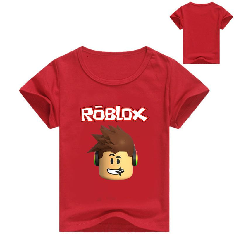 2020 Shirt Children Roblox Red Nose Day Cartoon Childrens Wear No7228 T Shirts From Mcperspective 18 5 Dhgate Com