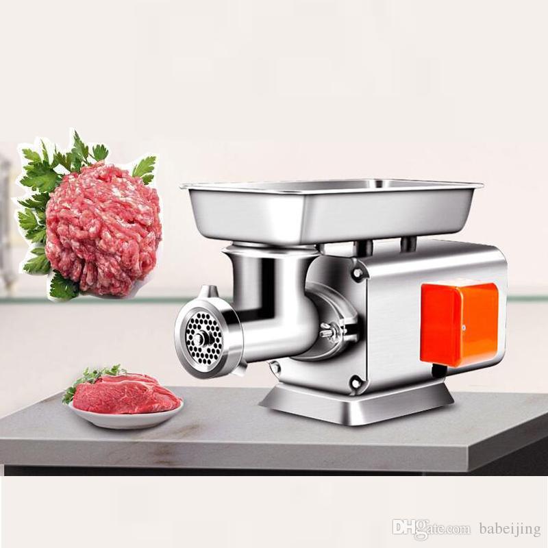 1100W cuisine multi-fonction Hachoirs commerciale de bureau Saucisse Stuffer Hachoir Heavy Duty ménages Hachoirs