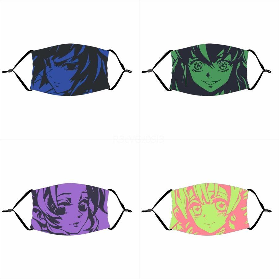 Masques US Cotton Fa Manque Faire du vélo Anti -Dust Femme Homme Unisexe Dener Masques Fasion imprimés Manque Wasale Fa # 715 Masque