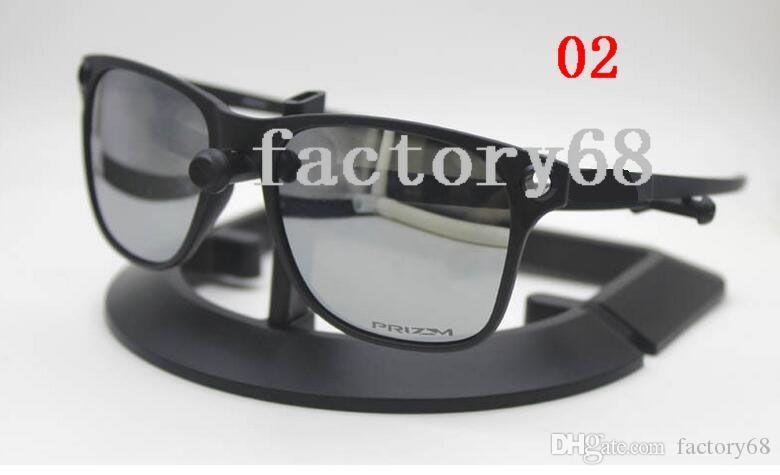 2019 Erkekler Kadınlar Polarize UV Koruma mercek Güneş Gözlükleri Açık Spor Cisimlenme Sunglass Plastik + metal çerçeve İçin Yeni Erkek Güneş