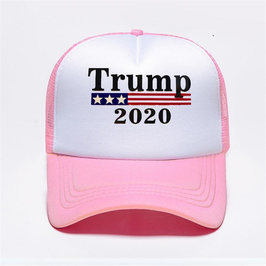 Donald Trump Cap 16 stili Trump 2020 Cappello di rendere l'America di nuovo grande berretto da baseball all'aperto estiva cappelli della spiaggia Ooa6847-14 # 390
