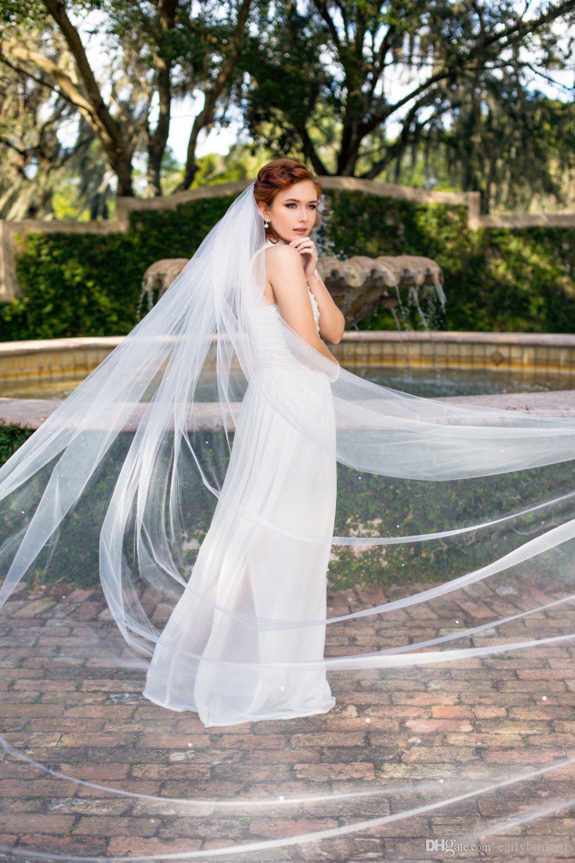 2019 Yeni Gelin Gelin Duvağı Ucuz Ücretsiz Gönderim Dantel Vintage Düğün Gelin Veil Dirsek Uzunluk İki Katmanlar Gelin Aksesuarları CPA1441