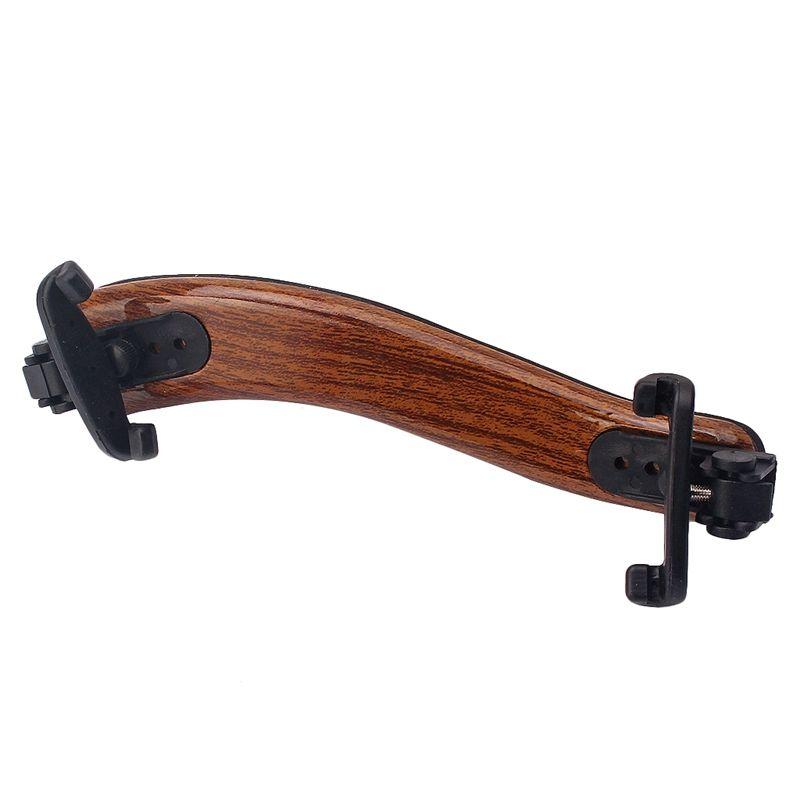 Violino ângulo ajustável S Forma ombro resto Pad stand titular