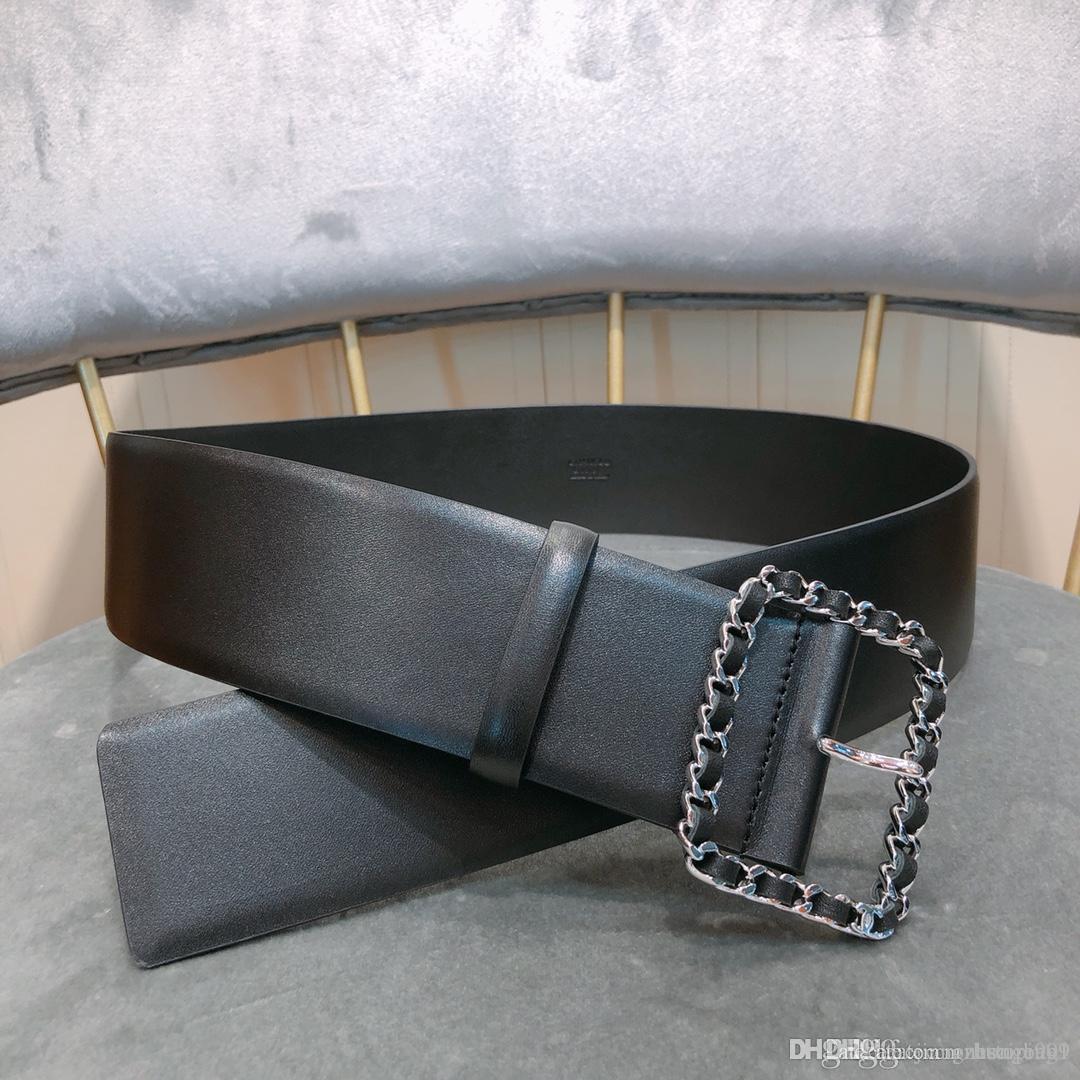 Frauen elastischer Bund elegante Vintage schwarze Schnalle Taille Cummerbund für Frau Lady Breiten Gürtel wissen Weibliches Kleid Accessoires