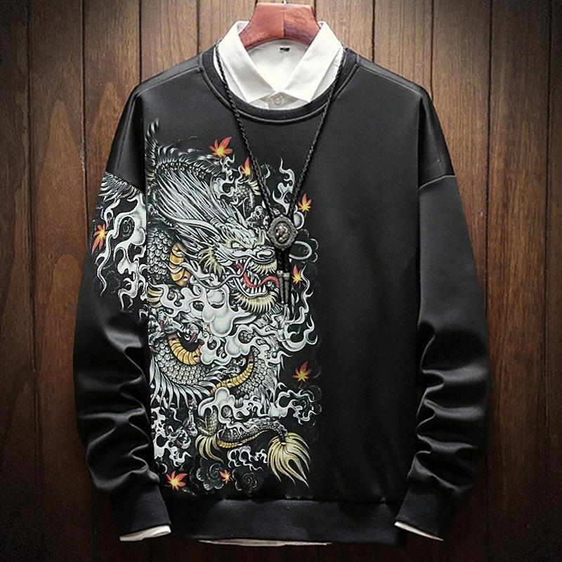 7XL 8XL Толстовки мужские Спортивная толстовка Повседневный 3D печати Lion Hip Hop длинным рукавом пуловер Спортивные костюмы Топ Блуза Мужской Перемычка CMFh #
