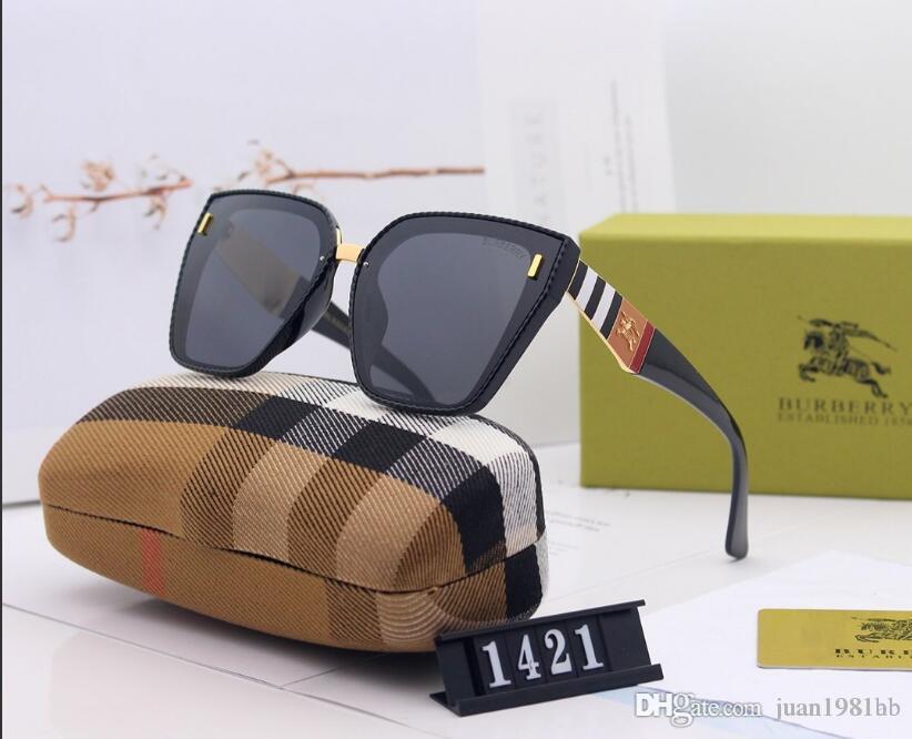 2020 дизайнерские солнцезащитные очки роскошные солнцезащитные очки стильная мода высокое качество поляризованные для мужчин женщин стекло UV400 Бесплатная доставка.Ноль сто восемьдесят четыре