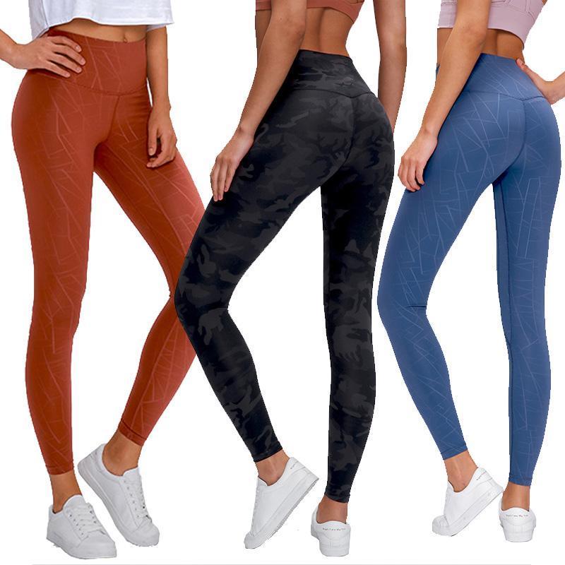 Gymwear Koşu Kadın Spor Koşu Yoga Pantolon Enerji Kesintisiz Tozluklar Gym Kız Leggins Yüksek Bel Push Up Sport Egzersiz
