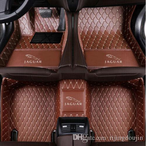 Fußmatten nach Maß für Jaguar E-Pace,F-Pace,F-Type,I-Pace,XE, XF,XJ,XK