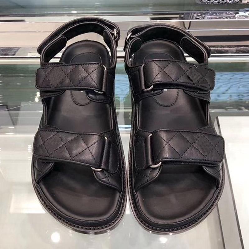 kutu ile plaj tasarımcısının slaytlar moda kadın ayakkabı tasarımcısı yaz bej son platformu sandalet