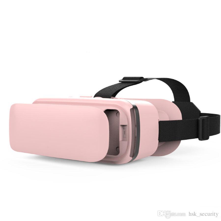 VR 3D очки Виртуальная реальность очки Готовый плеер пасхальное яйцо фильмы игры универсальный смартфон для 4.0-6.0 дюймов