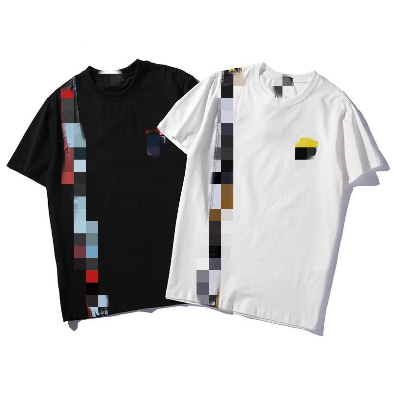 قميص رجالي مصمم تي شيرت الرجال تي شيرت ملابس رجالي الصيف عارضة الرقبة الطاقم مشروط قصيرة الأكمام أزياء ذات جودة عالية للرجال تردع
