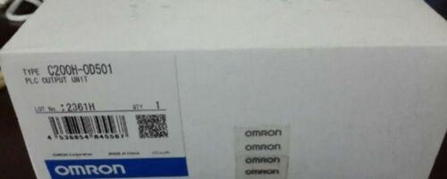 New In Box Omron PLC C200HOD501 C200HOD501 * TT