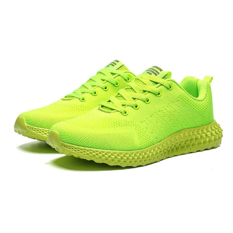 New Outdoor Hommes Chaussures de course respirant Homme Sneakers adulte antidérapants Chaussures confortables Mesh Athletic 5 couleurs # g3