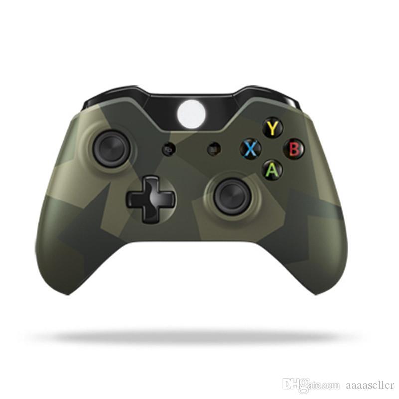 Vendita caldi 4Colors Wireless Gamepad preciso Thumb Joystick Gamepad per Xbox Uno per Microsoft X-BOX controller Fast Shipping