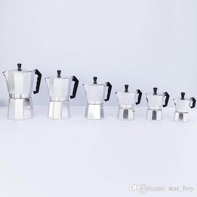 2020 Classic Italian Style Stovetop Espresso Maker For Great Flavored  Strong Espresso 1 12cup Espresso Cup Moka Pot East To Make Delicious Coffee  From Star_boy, $7.21   DHgate.Com