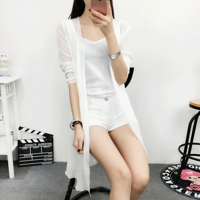 2020 женщин Harajuku нерегулярной газет письмо печати хлопок селезенка свободного солнцезащитный крем рубашка верхняя блуза топы blusa кардиган изнашивать