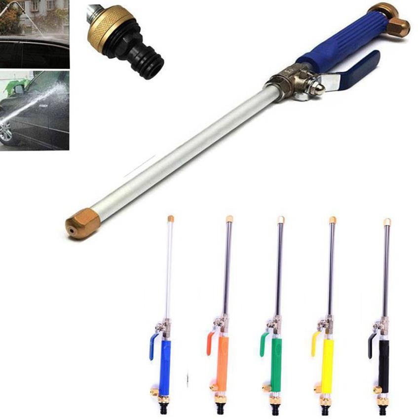 Poder lavador de carros de alta pressão pistola de água de lavagem Jet Jardim Mangueira Sprinkler Rega Spray de Limpeza com Ferramenta KKA7949