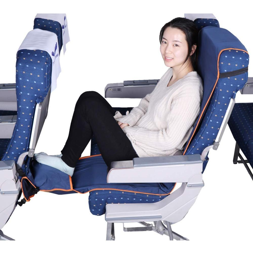 Sleeping Artifact Sitz auf Langstreckenflugzeuge Schmutzige Sets von High-Speed-Rail-Anti-dirty Kinder Travel Hammock Inflatable-Fuss-Auflage Taille