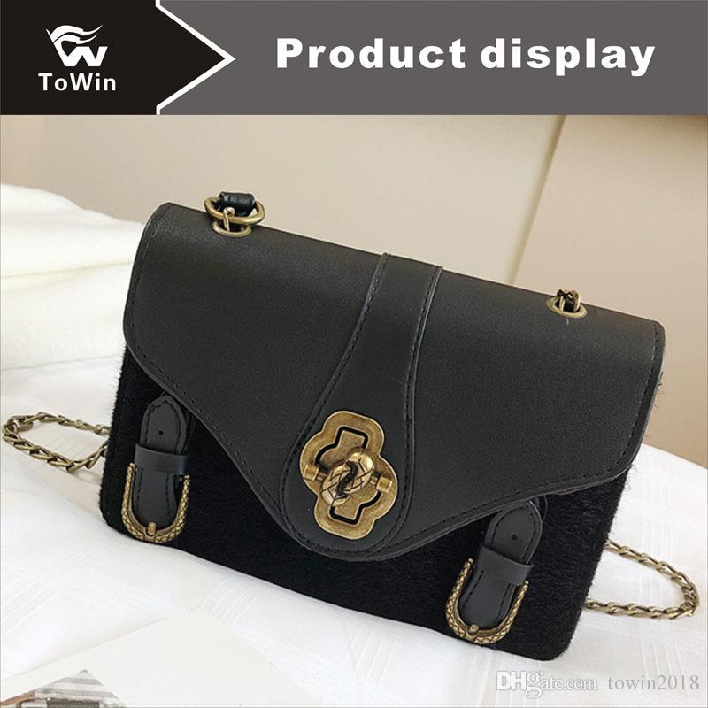 Brand Designer Women Shoulder Bag Crossbody Retro Chain Flap Bags Fashion Small Female Messenger Bag Leopard Print Handbags PU Leather Tote