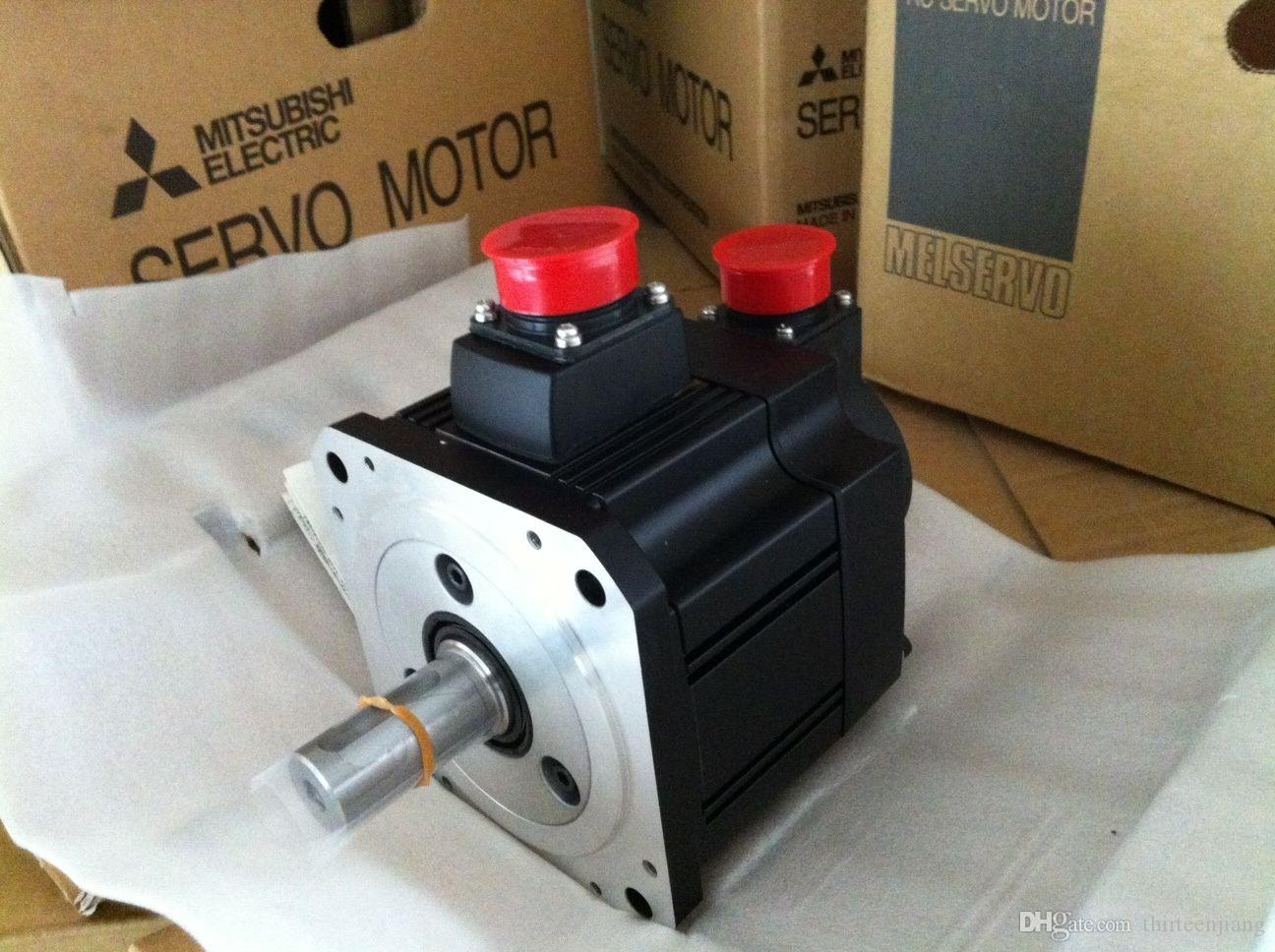 1 PC New Mitsubishi HC-SF81 AC Servo Motor In Box Free Expedited Shipping