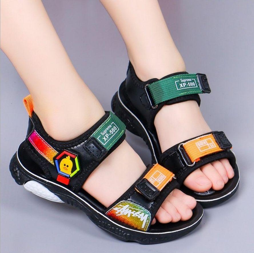 Boys Sandals 2019 New Korean Version Of