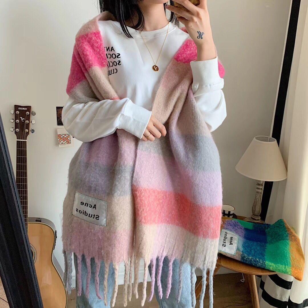 Роскошный дизайн шарф, модные бренды мужчин и женщин осень кашемир шарф, европейские и американские бренды хорошо продаются, размер 210 * 35см