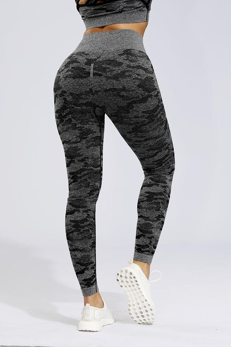 2020 Camouflage Seamless Leggings High Waist Workout Yoga Pants Women Push Up Sport Fitness Legging Gym Women Yoga Leggings From Liuling1124 8 69 Dhgate Com