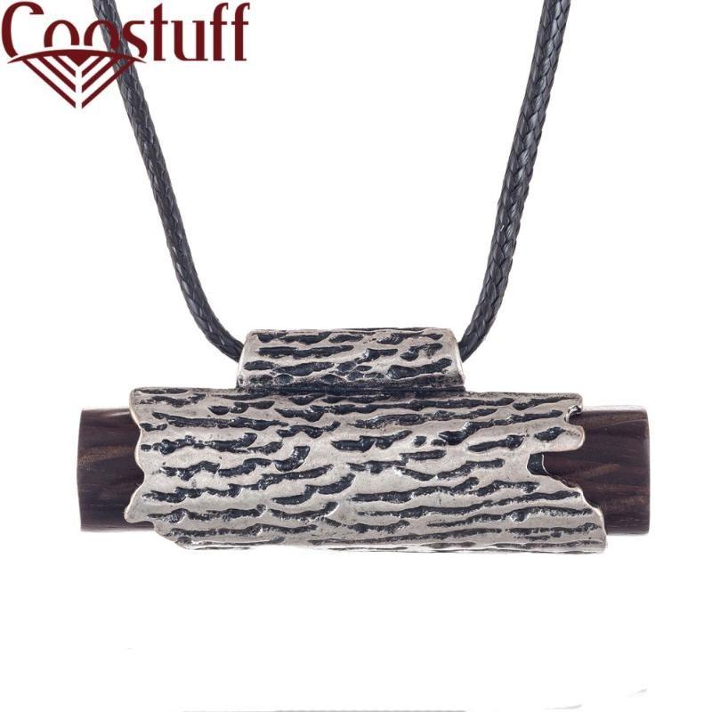 Ожерелье ручной работы женщины с сандаловым деревом кулон ожерелья подвески старинные ювелирные изделия оптом ошейники mujer colar колье 2020