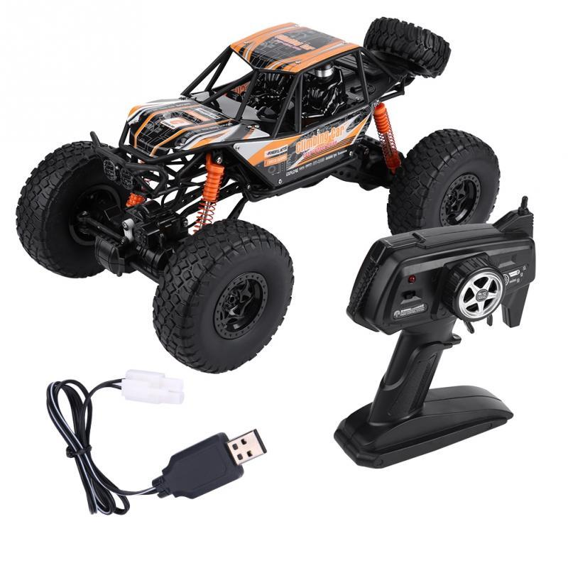 wholesale 2837 Large Size Remote Control Off-road Vehicle Four-wheel Drive RC Bigfoot Truck