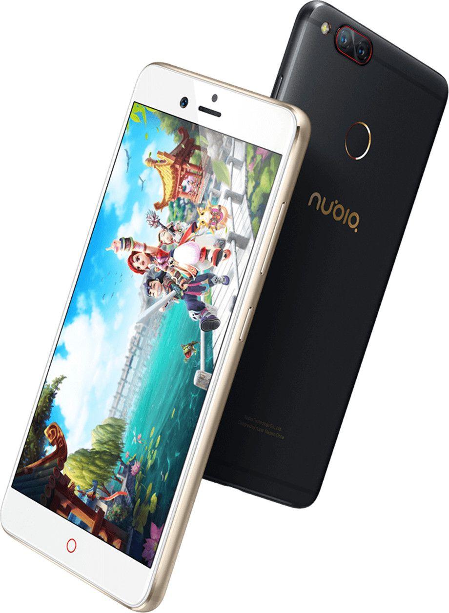 Firmware 5.2 pouces mondial d'origine Nubia Z17 Mini 4G mobile Téléphone 6G Ram 64G Rom 1920 x 1080P double arrière 13.0MP d'empreintes digitales NFC