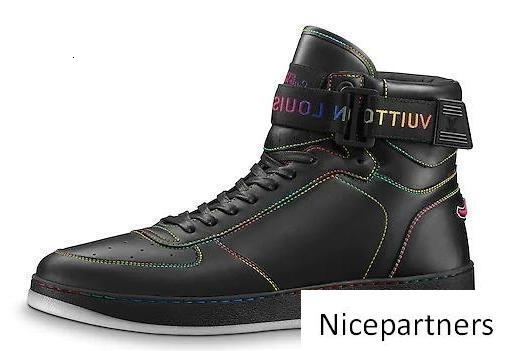 duping520 RIVOLI SNEAKER 1A3MU3 homens se vestem calça as botas mocassins PILOTOS SANDÁLIAS SAPATILHAS BUCKLES