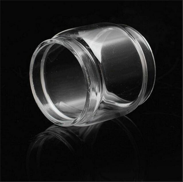 Bulb replacement glass tube for Smok Tfv8 X big baby v2 tfv12 prince Resa vape pen 22 plus m17 nord 19 tank Kit