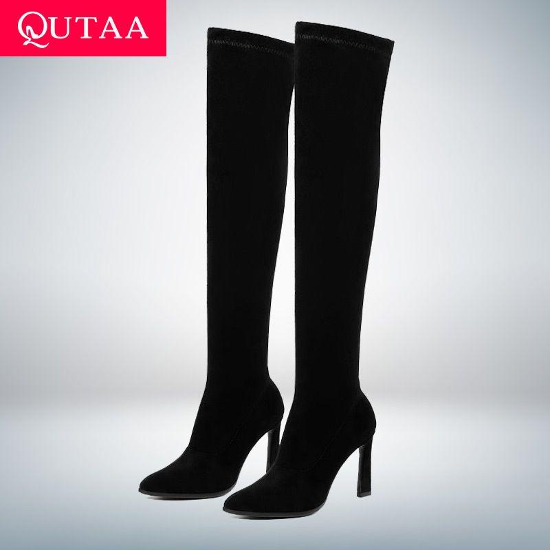 Long Women Boots