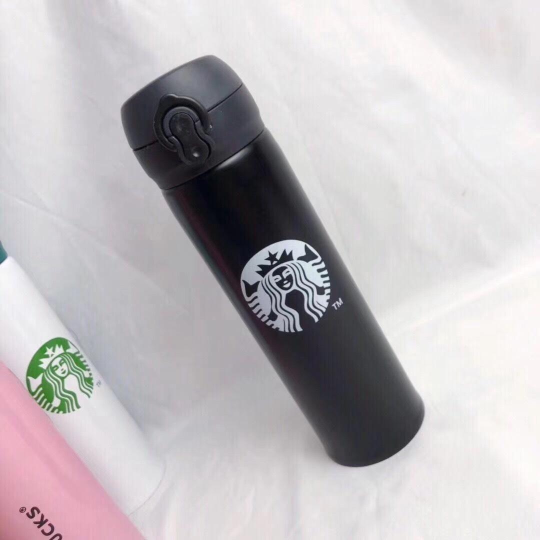 Starbucks Copas 500ml Acero inoxidable flexibles las tazas de café Vasos taza del té Viajar tazas de té de vino Copas de envío