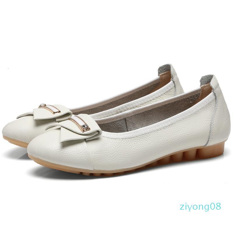 Karin Mode Hot Vente Glissement Chaussures Femme Concise Appartements d'été en gros Chaussures confortables Flats Femmes Chaussures de Z08
