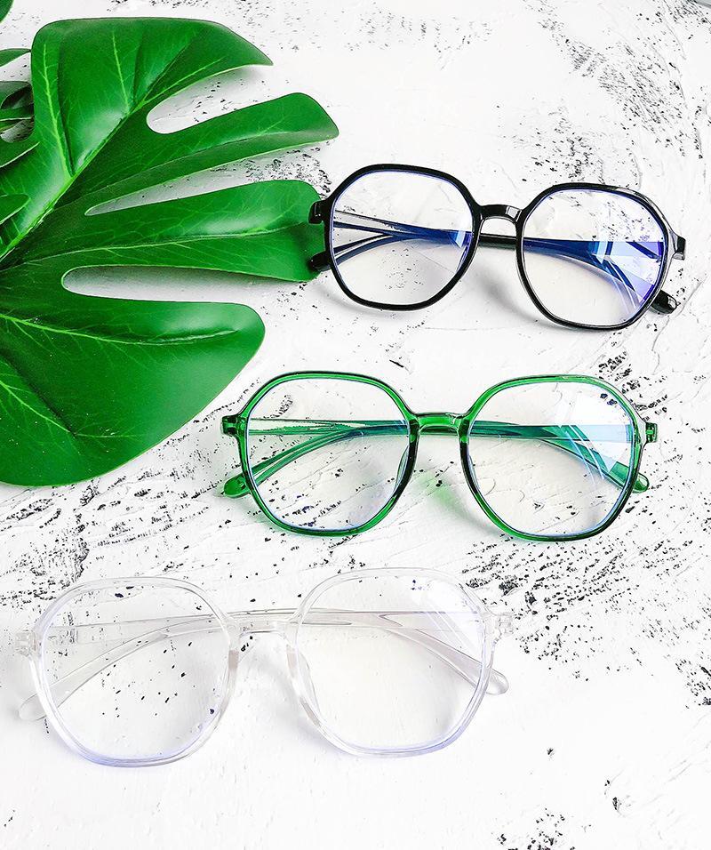 Unisex Anti-mavi ışık Gözlük Ultra Hafif Reçine Bilgisayar Gözlük Moda Esnek Taşınabilir Okuma Gözlüğü
