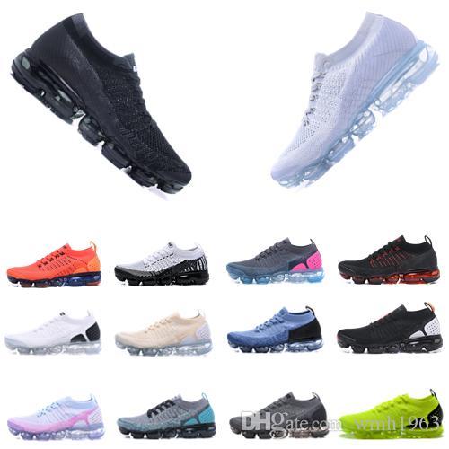 2019 Vente Chaude V Hommes Chaussures De Course Barefoot Doux Sneakers Femmes Respirant Athletic Sport Chaussure Corss Randonnée Jogging Chaussette Chaussure Free Run