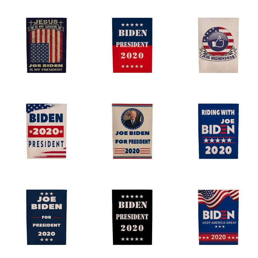 Bandera Biden 2020 Keep America Presidente Gran Nuevamente Banner Decoración EEUU Donald Biden Elección No Más Marcar Bullshirt 3 * 5 pies 45 * 30 cm Mma727 # 397