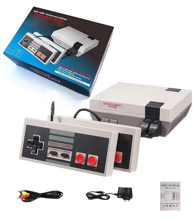 video game consoles can store 620 games Mini TV Portable Game Players Console Video Handheld For NES Games Consoles PK SUP PXP3 PVP
