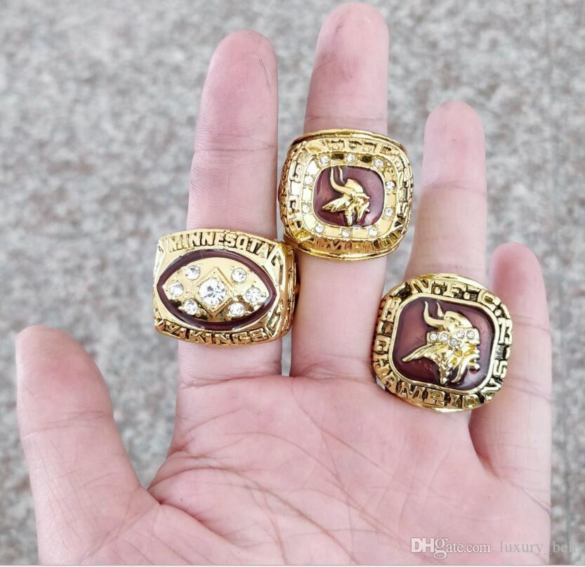 Regali di Natale dell'anello di campionato 1973 1974 del 1976 all'ingrosso