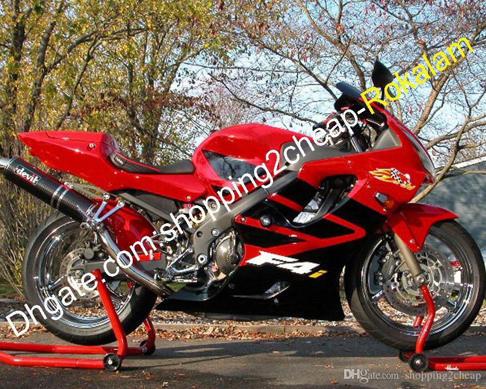 Drilled Molded Unpainted Fairing Kit Bodywork Set For HONDA CBR 954RR 2002 2003