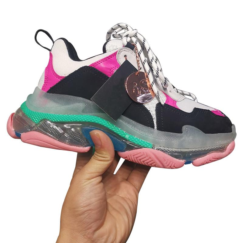 2020 New High Quality Women Fashion Luxury Designer Shoes Sneakers Womens Basketball Shoes Ladies Designer Sport Shoes Size 35-40 Type6