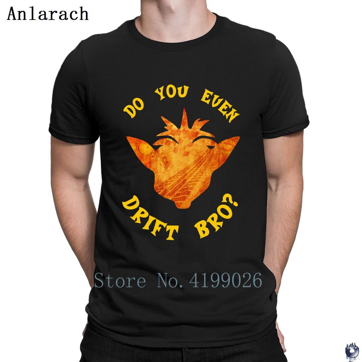 Baskı erkekler ilginç Sunlight Unisex Anlarach Temel için t shirt başında size daha Drift Bro tişörtler pamuk basit Desen Do
