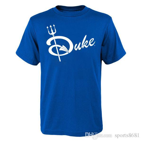 Настройка нового сезона NCAA Duke Blue Devils R. J. Barrett Zion Williamson Brandon Ingram любого имя число мужчин женщин толстовки футболка