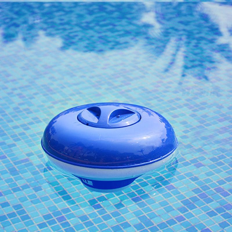 Большая емкость Регулируемого Floating хлора Диспенсер для Крытого открытого бассейны на открытом воздухе Горячих ванны аксессуаров